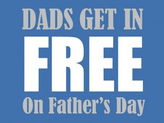 dads free admission
