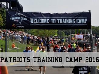 patriots training camp 2016