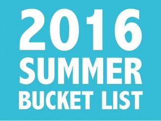 2014 Summer Bucket List South Shore Mamas