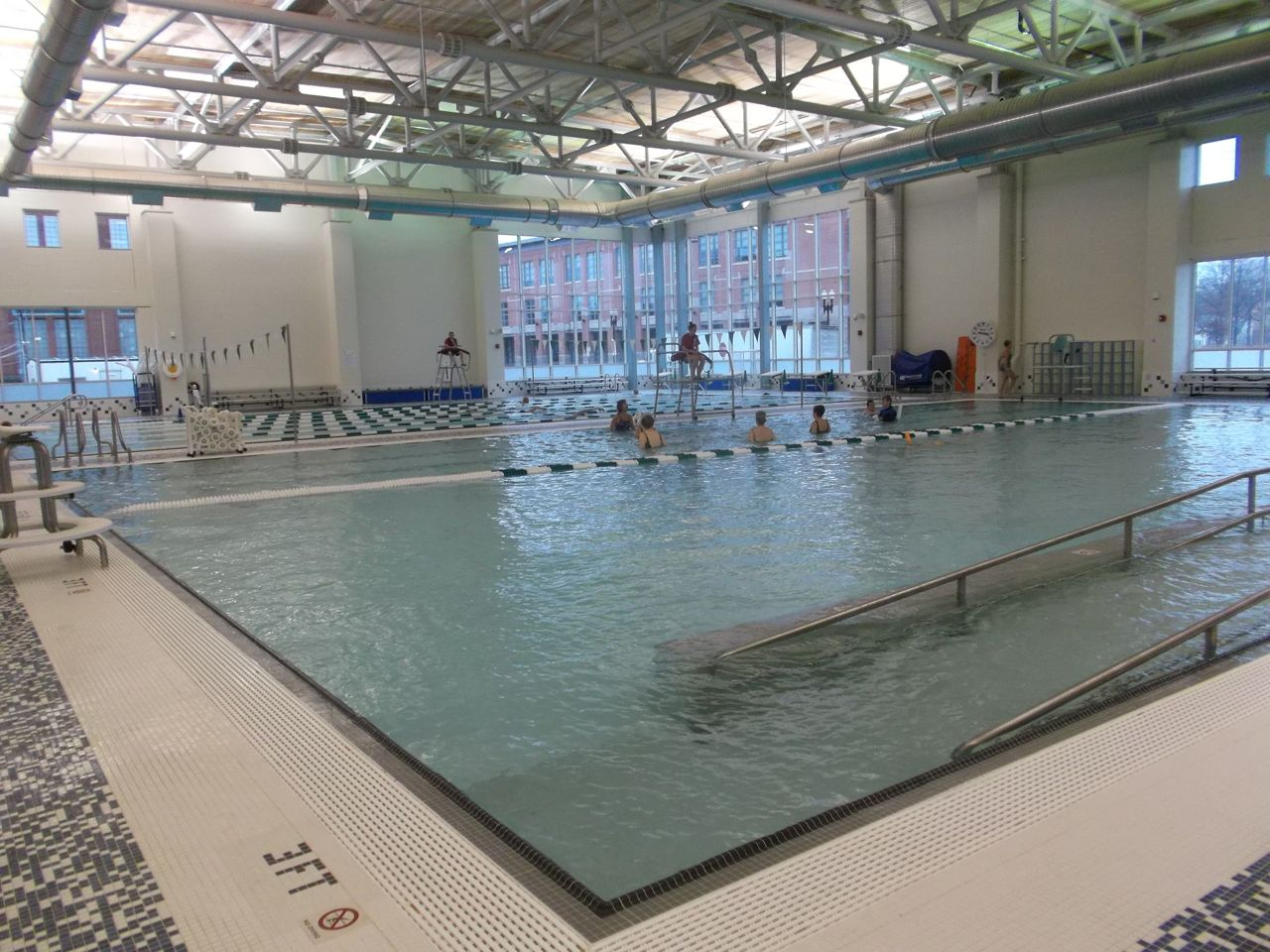 8 places to host an kids indoor pool party south shore mamas for Garden city ymca pool schedule