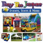 Busy Bee Jumpers & Tents