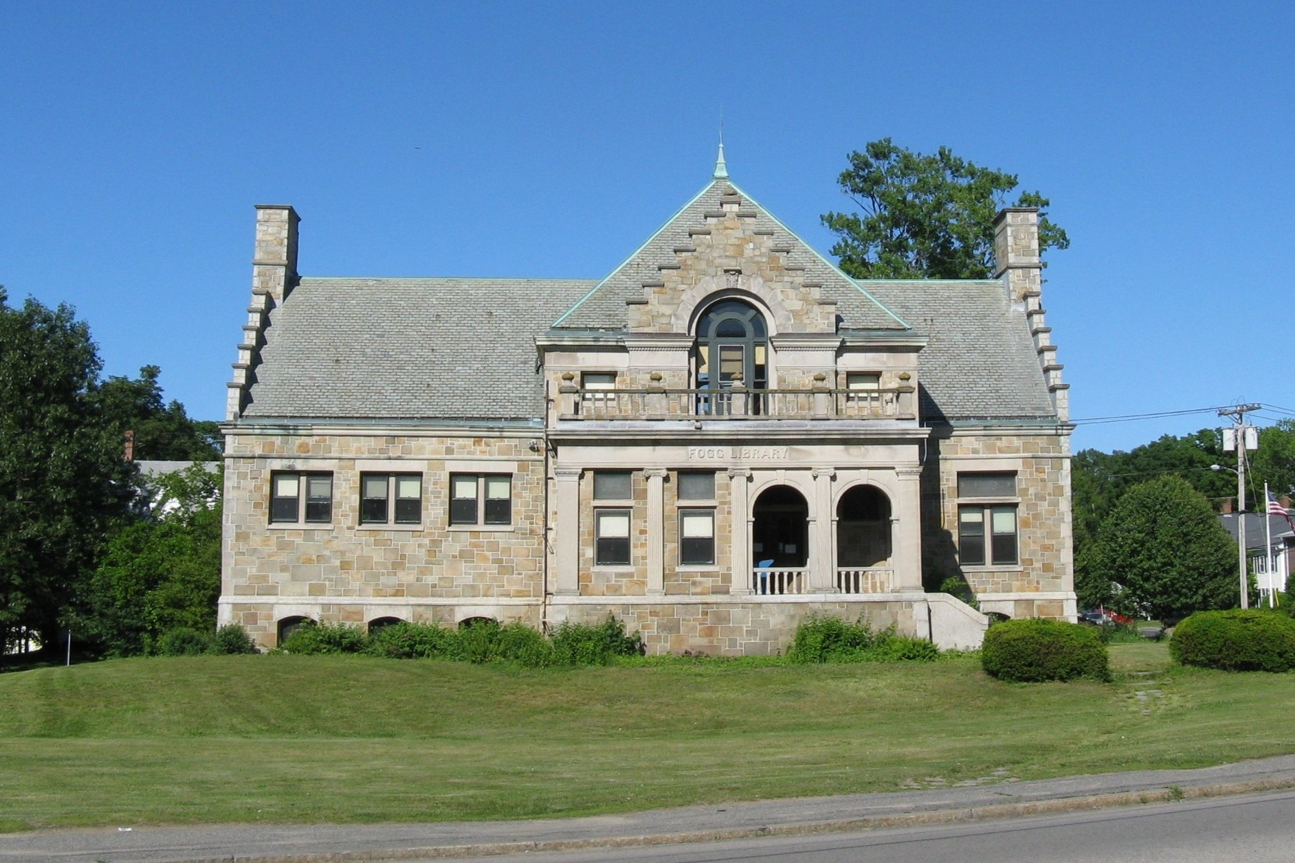Weymouth Public Schools Administration Building - Government Building in  Weymouth