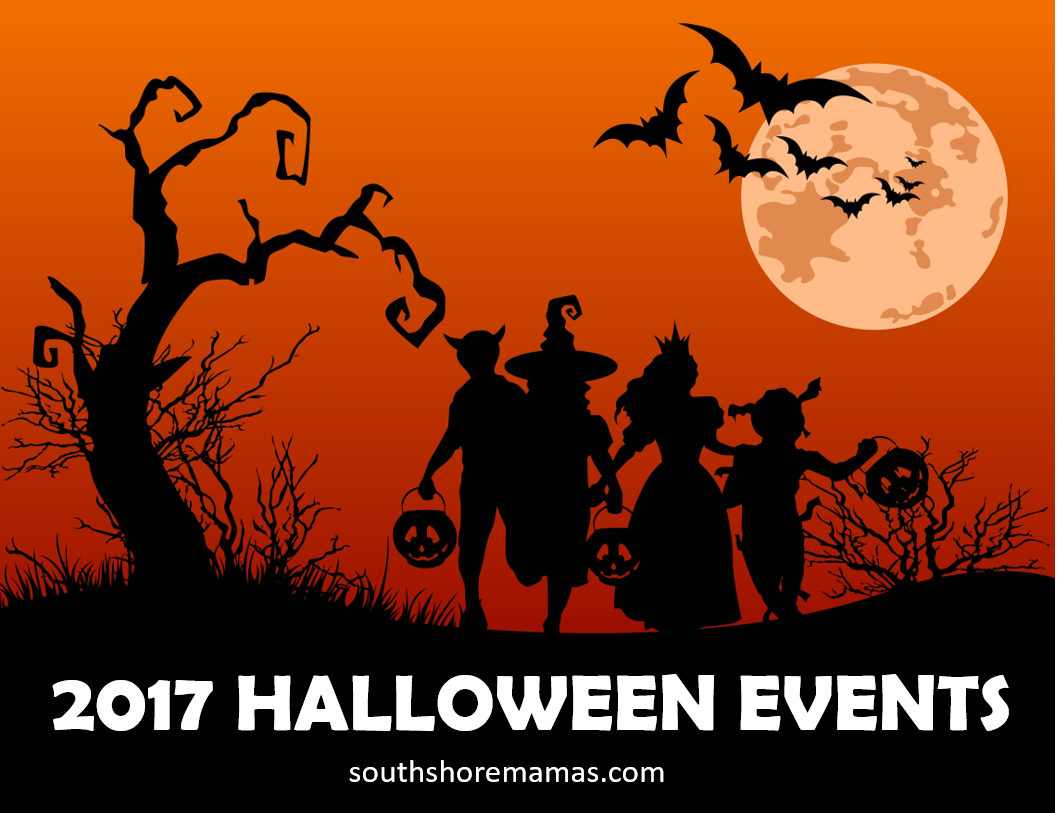 2017 Family Friendly Halloween Events – South Shore Mamas