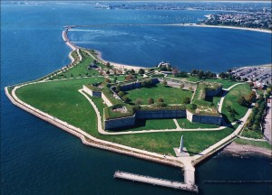 castle island overview