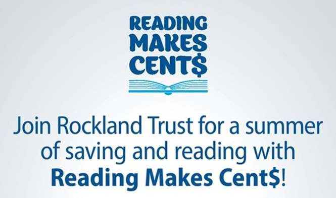 Rockland Trust Reading Makes Cent$ Program – South Shore Mamas
