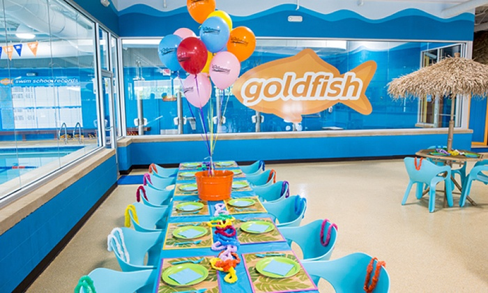 8 Places To Host An Kids Indoor Pool Party